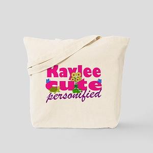 Cute Kaylee Tote Bag