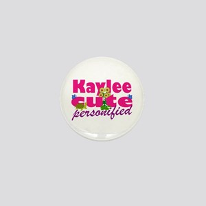 Cute Kaylee Mini Button