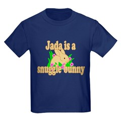 Jada is a Snuggle Bunny T