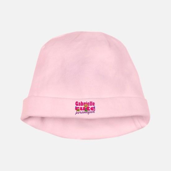 Cute Gabrielle baby hat