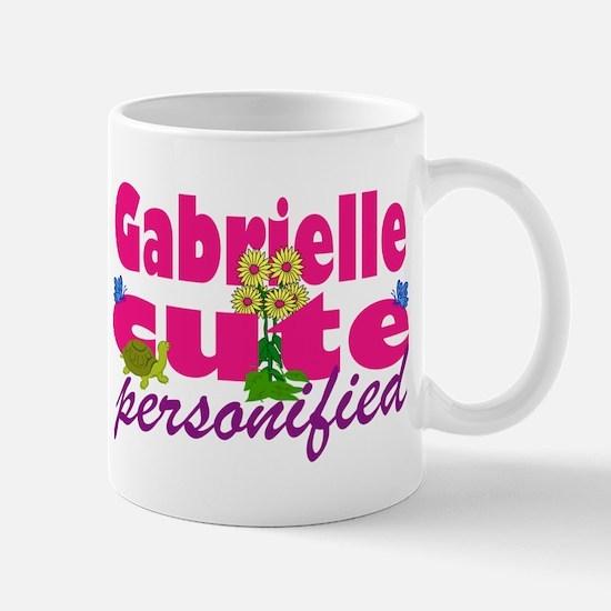 Cute Gabrielle Mug