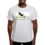 Caudata.org Ash Grey T-Shirt