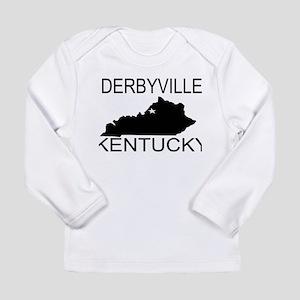 Derbyville Long Sleeve Infant T-Shirt
