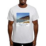 Calif. Coastline, Hwy. One--ash grey