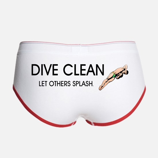 Dive Clean Women's Boy Brief