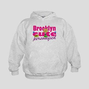 Cute Brooklyn Kids Hoodie