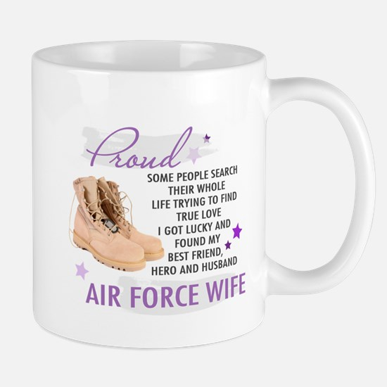 Unique Airman girlfriend Mug