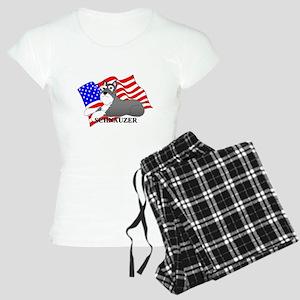 Schnauzer USA Women's Light Pajamas