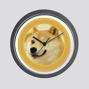 support buy me Wall Clock