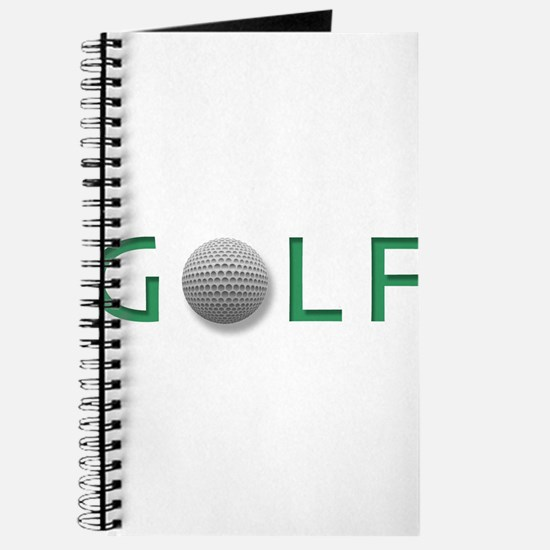 Unique Golfing Journal