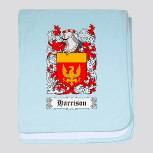 Harrison baby blanket