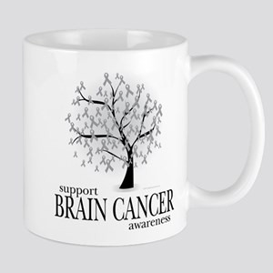 Brain Cancer Tree Mug