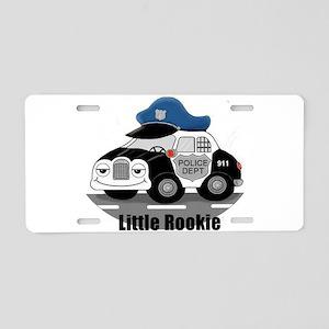 Little Rookie Aluminum License Plate