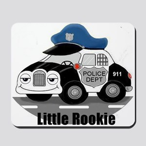 Little Rookie Mousepad