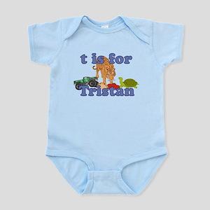 T is for Tristan Infant Bodysuit