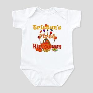 Tristan's First Halloween Infant Bodysuit