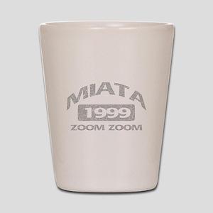 99 MIATA ZOOM ZOOM Shot Glass