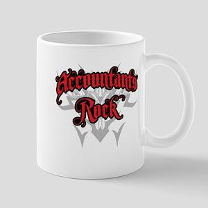 Accountants Rock Mug