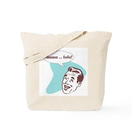 Mmm, Tofu! Tote Bag