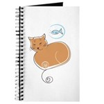 Cat and Fish Journal