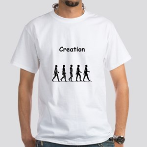 Creation Black T-Shirt