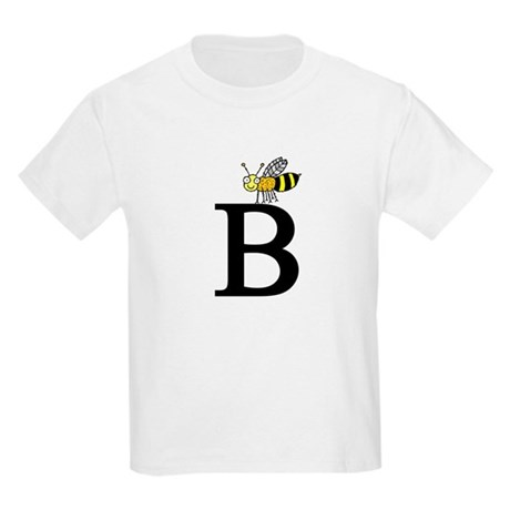 Letter B is for Bee Kids T-Shirt