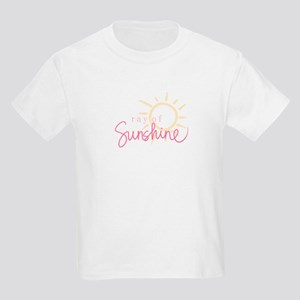 Ray of Sunshine Kids T-Shirt