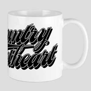 Country Sweetheart 11 oz Ceramic Mug