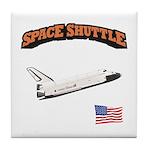 Shuttle Orbiter Tile Coaster