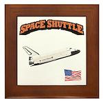 Shuttle Orbiter Framed Tile