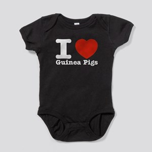 I love Guinea Pigs Body Suit