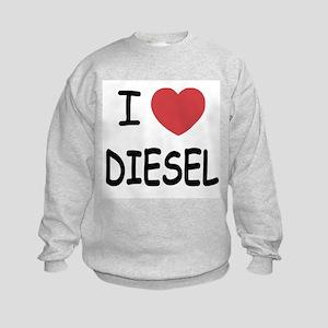I heart diesel Kids Sweatshirt
