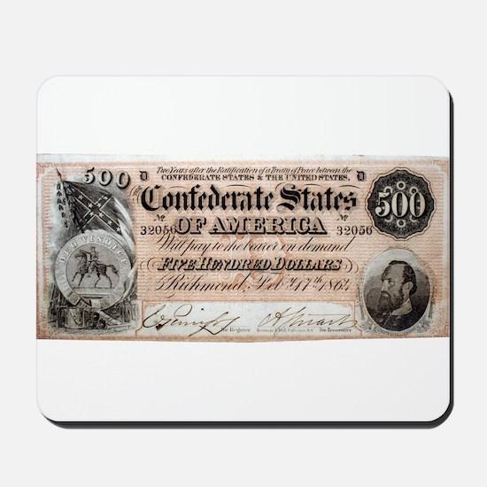 Confederate Mousepad