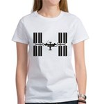 Space Station Women's T-Shirt