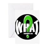 Radio WHAT Greeting Cards (Pk of 10)