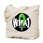 Radio WHAT Tote Bag
