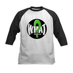 Radio WHAT Kids Baseball Jersey