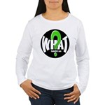 Radio WHAT Women's Long Sleeve T-Shirt