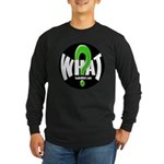 Radio WHAT Long Sleeve Dark T-Shirt