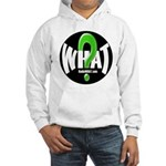 Radio WHAT Hooded Sweatshirt