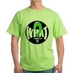 Radio WHAT Green T-Shirt