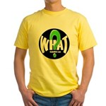 Radio WHAT Yellow T-Shirt