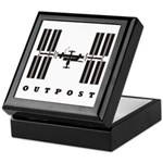 ISS / Outpost Keepsake Box