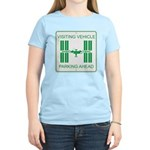 Visiting Vehicle Women's Light T-Shirt