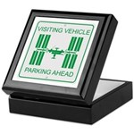 Visiting Vehicle Keepsake Box