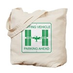 Visiting Vehicle Tote Bag