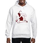 COOL GIRL POP ART Hooded Sweatshirt