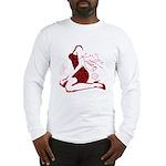COOL GIRL POP ART Long Sleeve T-Shirt