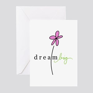 dream big Greeting Cards (Pk of 10)