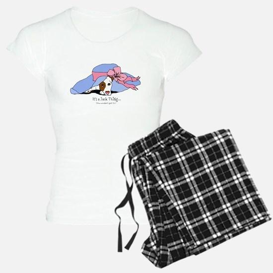 It's a Jack Pajamas
